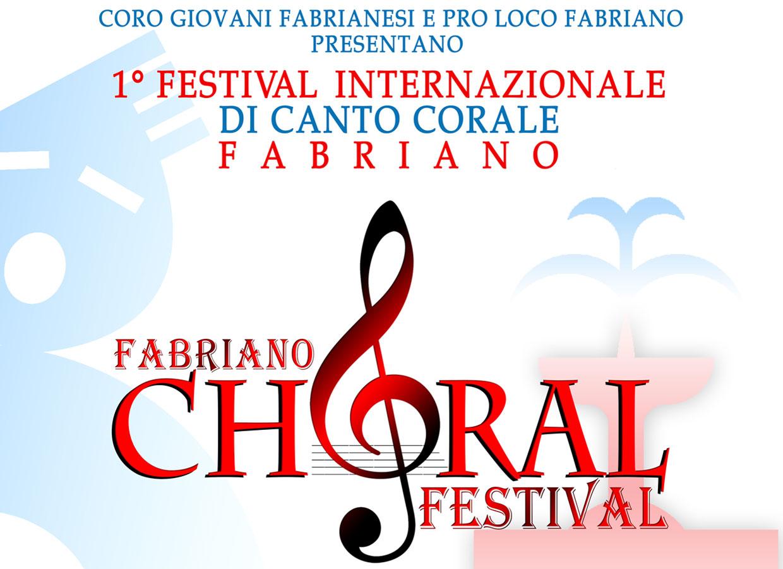 1° fabriano choral festival