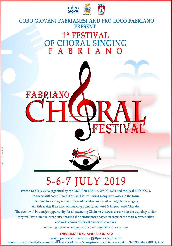 fabriano international choral festival